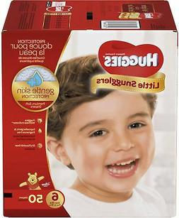 Huggies Little Snugglers Baby Diapers, Size 6, 50 Count, GIG
