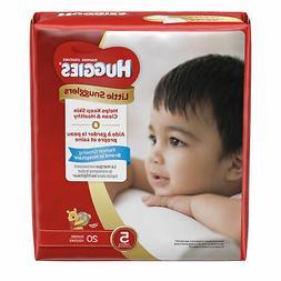 HUGGIES Little Snugglers Diapers, Multipack,