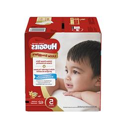 Huggies Little Snugglers Baby Diapers, Size 5, 62 Count, GIG