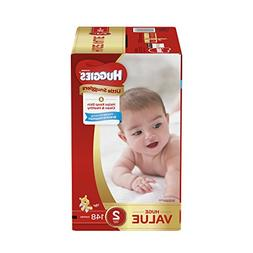 Huggies Little Snugglers Baby Diapers, Size 2, 148 Count, HU