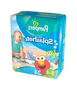 Pampers Little Splashers Size 3-4 24pack