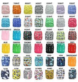Lot Baby OS Pocket Cloth Diaper ALVA THX Greener Odyssey Hap