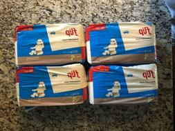 LOT OF 4 Flip One Size 8-35 Lbs 18 Disposable Cloth Diaper I