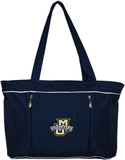 Marquette University Diaper Bag with Changing Pad