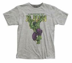 MARVEL Incredible Hulk The Incredible Hulk T-Shirt Heather G