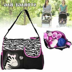 Maternity Diaper Bag Mummy Waterproof Travel Shoulder Bag Na