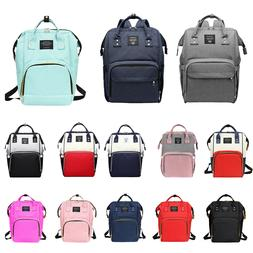 Maternity Nappy Diaper Bag Large Capacity Baby Bag Travel Ba