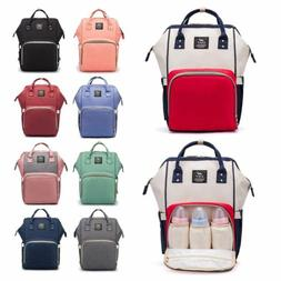 Maternity Nappy Diaper Bag Multifunctional Mummy Baby Waterp