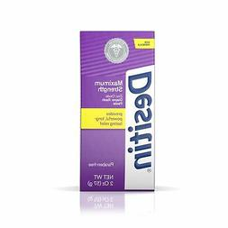 Desitin Maximum Strength Baby Diaper Rash Cream, Travel Size