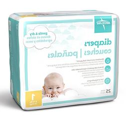Medline MBD2001 Baby Diapers, Size 1, 8–14 lb.