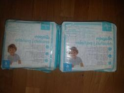 Medline MBD2006Z Baby Diapers, Size 6, 35+ lb.