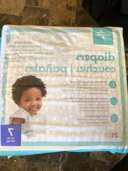 Medline MBD2007 Baby Diapers, Size 7, 41+lbs.