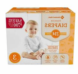 Member's Mark Premium Baby Diapers Newborn Size 1 Size 2 Siz