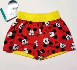 Disney Mickey Mouse Infant Baby Boy Swim Trunks Shorts Size