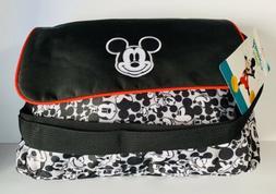 Disney Mickey Mouse Messenger 4 pcs Baby Diaper Bag black/wh