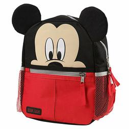 Disney Mickey Mouse Mini Backpack with Safety Harness Straps