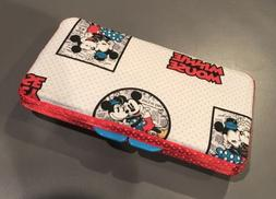 Mickey Mouse Minnie Mouse Wet Wipe Case Newborn Baby Shower