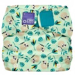 Bambino Mio Miosolo All In One Cloth Diaper Swinging Sloth -