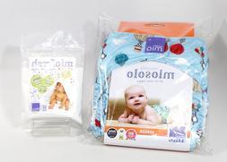 Bambino Mio, Miosolo All-in-One Cloth Diaper, OneSize, Sail