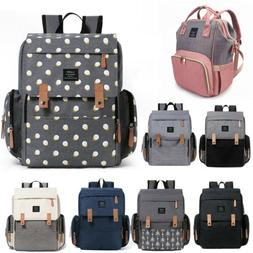 Mummy Baby Diaper Bag Maternity Nappy Backpack