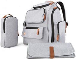 Multi-Function Backpack Diaper Bag Organizer | Large Capacit
