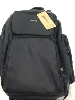 Mancro Multifunction Diaper Bag Backpack with Changing Pad/I
