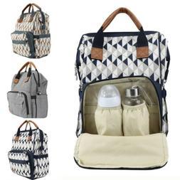 Mummy Bag Newborn Baby Diaper Nappy Backpack Multifunction L