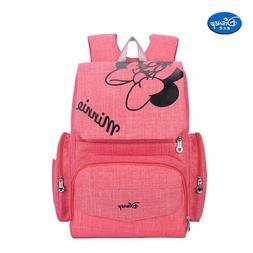 Mummy Disney Diaper Bag Maternity Nappy Nursing Bag - Baby C
