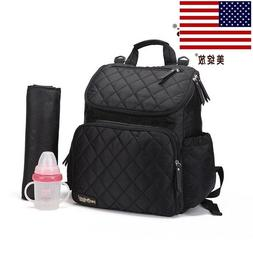 Mummy Maternity Backpack Baby Nappy Diaper Stroller Changing