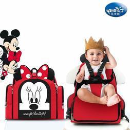 Disney Mummy Maternity Diaper Bag Large Travel Backpack baby