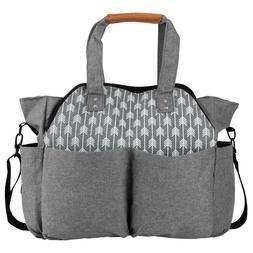 Mummy Travel Bag Hanging Backpack Baby Diaper Waterproof Str
