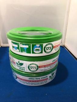 Munchkin Nursery Fresh Diaper Genie Refill 3 Pack - 816 Coun