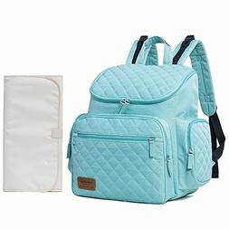 Nappy Bag Diaper Bag for Baby Care Waterproof Multifunctiona