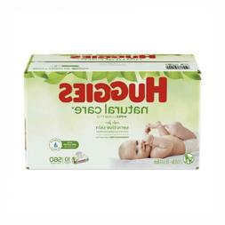 HUGGIES Natural Care Unscented Baby Wipes Flip-Top 10 Piece