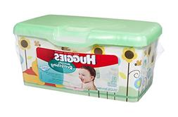 Huggies Naturally Refreshing Thick 'n' Clean Cucumber and Gr