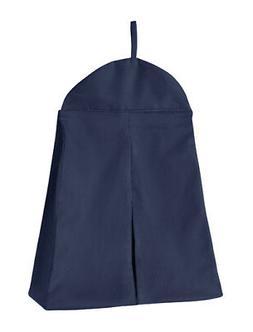 Sweet Jojo Designs Navy Blue Girl or Boy Gender Neutral Diap