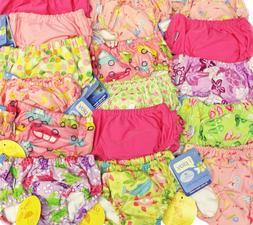Lot of 3 I Play Baby Girl Infant Ultimate Reusable Swim Diap