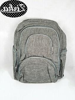 New Baby Diaper Backpack Scratch Proof  Insulated Pockets La