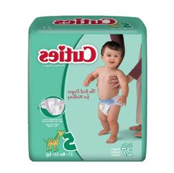 NEW! Cuties Baby Diapers Size 5 27+ lbs. Heavy Absorb -108/C