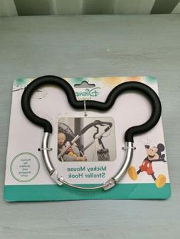 New Disney Baby Mickey Mouse Ears Black Stroller Hook Shoppi
