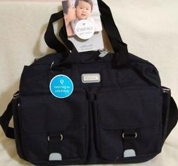 New with tags Carter's Baby Diaper Bag Tote with Changing Pa