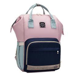 Newborn Baby Diaper Backpack Bag Waterproof Mummy Maternity