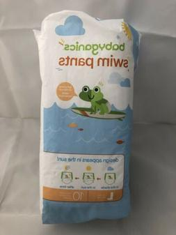 NIP Babyganics Swim Diaper Pants Size Large Disposable Quick