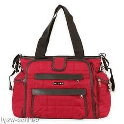 Kalencom Nola Featherweight Quilted Tote Diaper Bag in Vivac