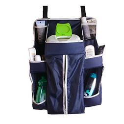 sirwolf Nursery Organizer and Baby Diaper Caddy | Hanging Di