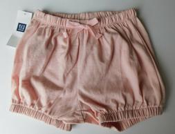 NWT Gap Baby Girl Pink Bubble Diaper Cover Shorts 12-18M 18-