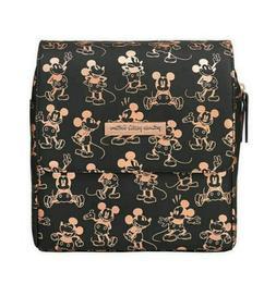 NWT! Petunia Pickle Bottom Disney Mickey Mouse Metallic Boxy