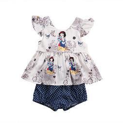 nwt disney snow white baby girls tunic