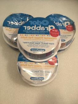 Baby Trend Odor Grabber Universal Diaper Pail Refill 9 Layer
