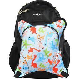 Obersee Oslo Diaper Bag Backpack and Cooler 18 Colors Diaper